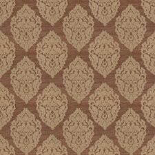 Brick Medallion Drapery and Upholstery Fabric by Trend