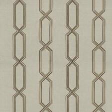 Chestnut Embroidery Drapery and Upholstery Fabric by Fabricut