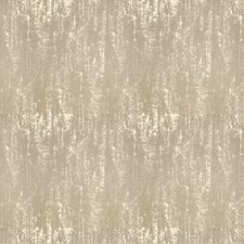 Linen Gold Print Pattern Drapery and Upholstery Fabric by Fabricut