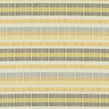 Canary Herringbone Drapery and Upholstery Fabric by Duralee