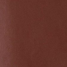 Garnet Faux Leather Drapery and Upholstery Fabric by Duralee
