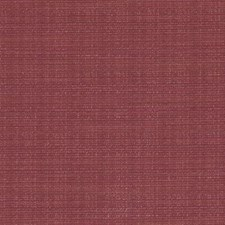 Raspberry Basketweave Drapery and Upholstery Fabric by Duralee
