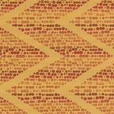 Flame Dots Drapery and Upholstery Fabric by Duralee