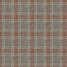 Autumn Check Drapery and Upholstery Fabric by Fabricut