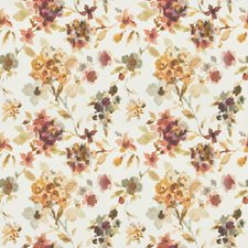 Passion Floral Drapery and Upholstery Fabric by Fabricut