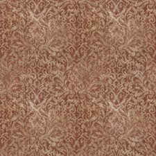 Currant Damask Drapery and Upholstery Fabric by Vervain