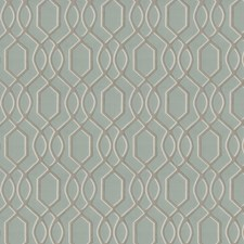 Sea Lattice Drapery and Upholstery Fabric by Trend