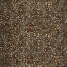 Amber Bronze Animal Drapery and Upholstery Fabric by S. Harris