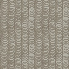 Linen Geometric Drapery and Upholstery Fabric by Trend