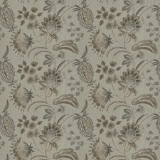Dusk Embroidery Drapery and Upholstery Fabric by Stroheim