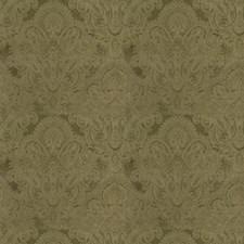 Algae Paisley Drapery and Upholstery Fabric by Stroheim