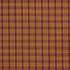 Aubergi Plaid Drapery and Upholstery Fabric by Lee Jofa