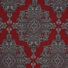 Damask Drapery and Upholstery Fabric by RM Coco
