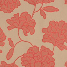 Cerise Drapery and Upholstery Fabric by RM Coco