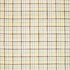 Silver Sage Plaid Check Drapery and Upholstery Fabric by Greenhouse