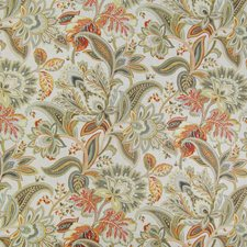 Nectar Paisley Drapery and Upholstery Fabric by Greenhouse