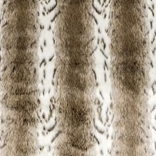 Faux Linx Greige Drapery and Upholstery Fabric by Scalamandre