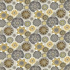 Citrine Drapery and Upholstery Fabric by Kasmir