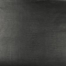 Black Faux Leather Drapery and Upholstery Fabric by Kravet