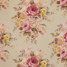 Rose Quartz Drapery and Upholstery Fabric by RM Coco