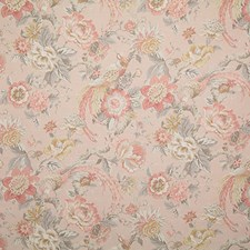 Blush Traditional Drapery and Upholstery Fabric by Pindler
