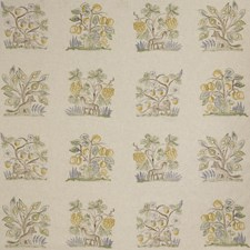 Quince Novelty Drapery and Upholstery Fabric by Andrew Martin