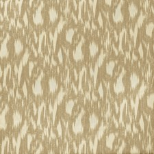 Almond Ikat Drapery and Upholstery Fabric by Andrew Martin