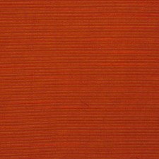 Fire Coral Drapery and Upholstery Fabric by RM Coco