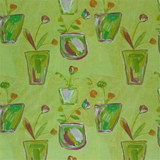 Light Green/Burgundy/Red Contemporary Drapery and Upholstery Fabric by Kravet