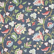 Blueberry Drapery and Upholstery Fabric by Kasmir