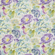 Grapevine Floral Drapery and Upholstery Fabric by Greenhouse