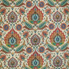 Multi Medallion Drapery and Upholstery Fabric by Greenhouse