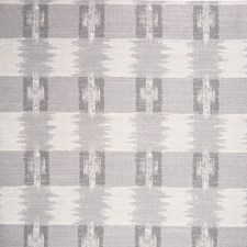 Stone Plaid Check Drapery and Upholstery Fabric by Greenhouse