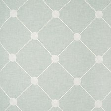 Spa Geometric Drapery and Upholstery Fabric by Greenhouse