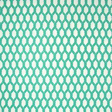 Emerald Lattice Drapery and Upholstery Fabric by Greenhouse
