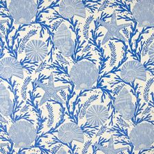 Sapphire Tropical Drapery and Upholstery Fabric by Greenhouse