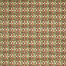 Redwood Geometric Drapery and Upholstery Fabric by Greenhouse