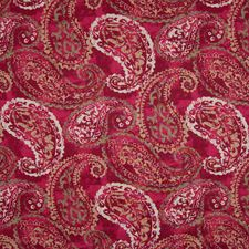 Passion Paisley Drapery and Upholstery Fabric by Greenhouse