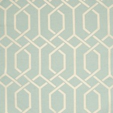 Storm Lattice Drapery and Upholstery Fabric by Greenhouse
