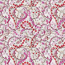 Rose Garden Drapery and Upholstery Fabric by Scalamandre
