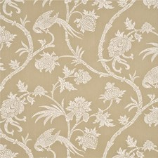 Sand Drapery and Upholstery Fabric by G P & J Baker