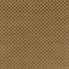 Bronze Geometric Drapery and Upholstery Fabric by G P & J Baker