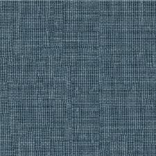 Teal Solid Drapery and Upholstery Fabric by G P & J Baker