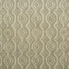 Grey Damask Drapery and Upholstery Fabric by Lee Jofa