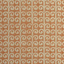 Tangerine Modern Drapery and Upholstery Fabric by Lee Jofa