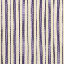 Plum Stripes Drapery and Upholstery Fabric by Lee Jofa