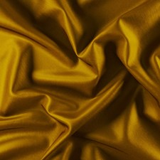Gold Plain Drapery and Upholstery Fabric by JF