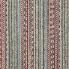 Indigo Print Drapery and Upholstery Fabric by G P & J Baker