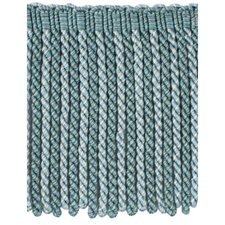 Cut Fringe Ocean Trim by Brunschwig & Fils