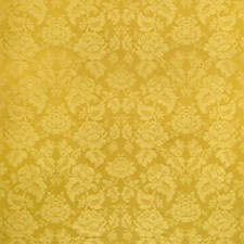 Canary Damask Drapery and Upholstery Fabric by Brunschwig & Fils